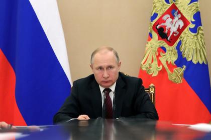 Кремлю приписали проработку …