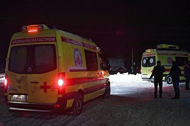 Экспертиза тел погибших при крушении Ан-148 проходит круглые сутки