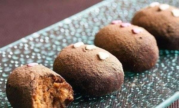 Любимый десерт из детства — Пирожное «Шоколадная картошка»