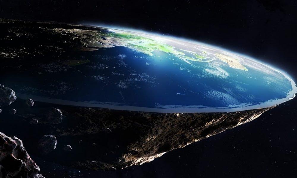 Будь Земля плоской, чтобы было бы с нами