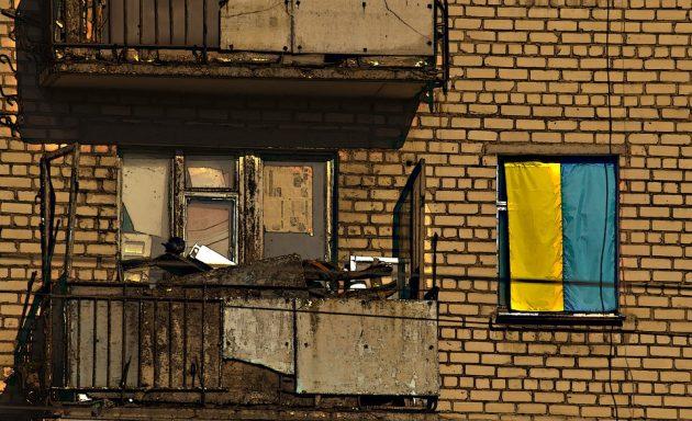 Украинец Василий Волга: Четыре года прошло, как мы перестали быть людьми