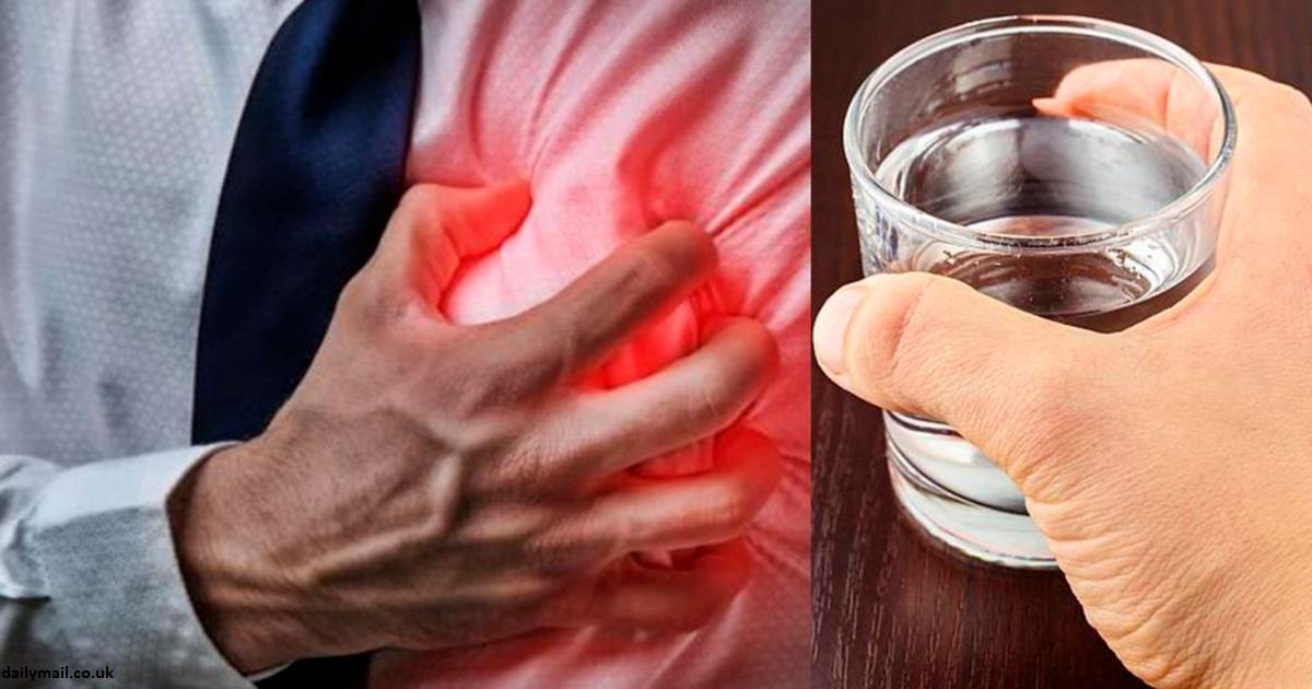 СвÑзь между водой и инфарктом, о которой вам лучше знать заранее
