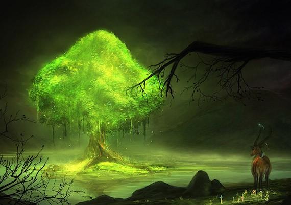 Загадочные деревья из истори…