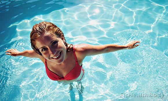 10 заболеваний, которые лечит плавание