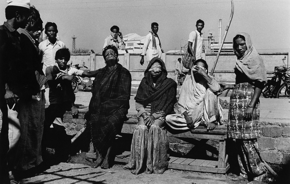 Изумляющая Индия в объективе легендарного Рагху Рая 41