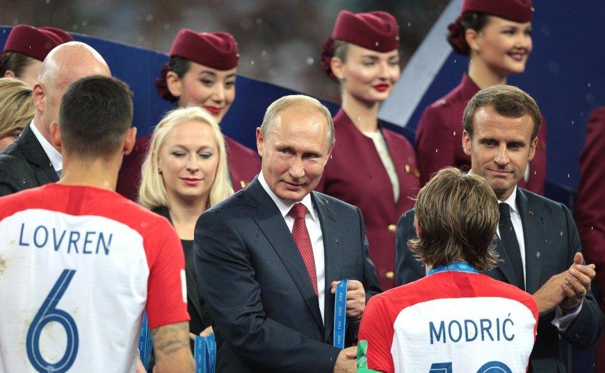 Даже Запад гордится проведенным в России ЧМ-2018