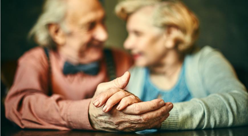 Накануне 80-летнего юбилея свадьбы