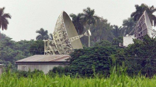 Российский центр РЭР на Кубе, 18 октября 2001 года