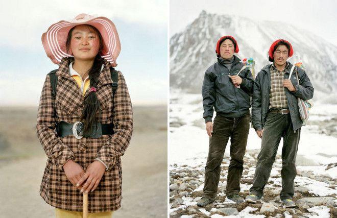 tibetskaya gora Kaylas 4