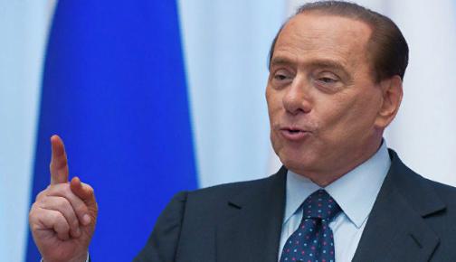 Берлускони узнал, что Черное море не черное