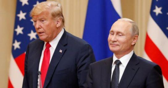 Bloomberg: Санкции США против России играют на руку Путину