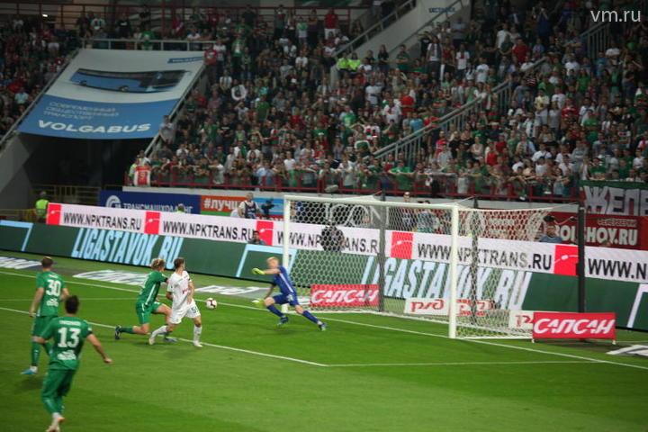 «Локомотив» потерпел крупное поражение в Турции