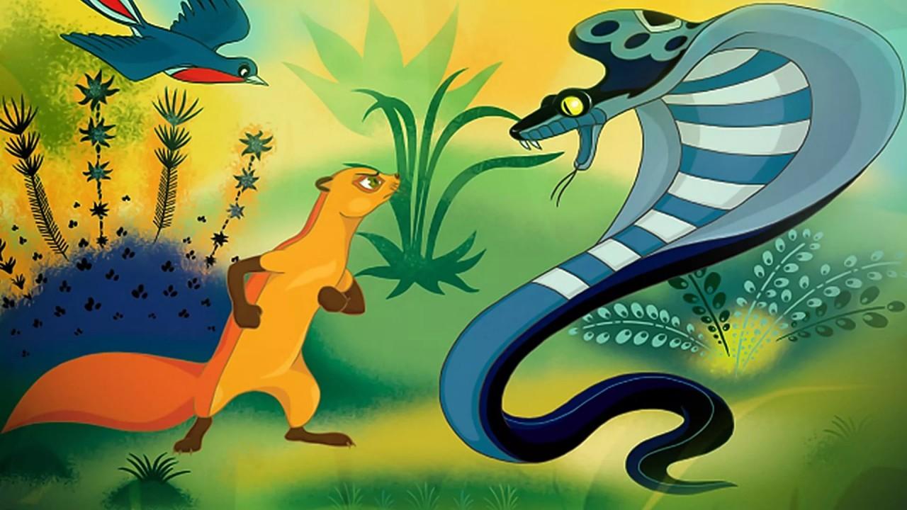 Советские мультфильмы: Рикки…