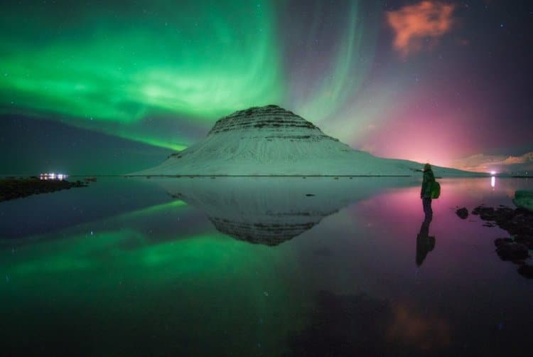 Northern Lights in Iceland by Albert Dros