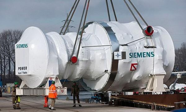 Siemens приостанавливает ряд контрактов сроссийскими компаниями