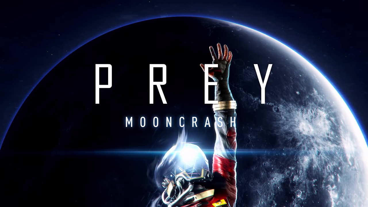 Prey Mooncrash - лунное DLC …
