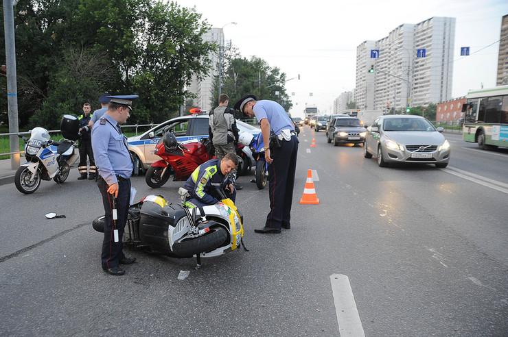 Скутер на дороге: в чем опасность? - Фото 3