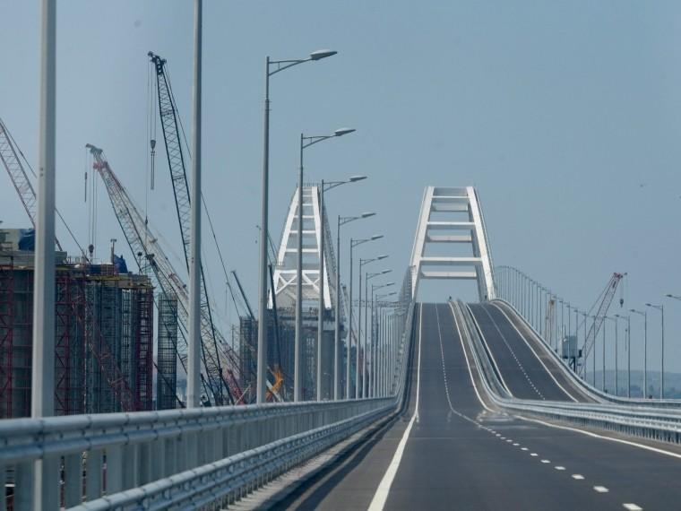 Американцы призвали бомбить Крымский мост