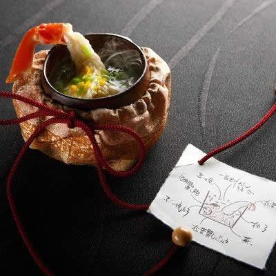 Nihonryori Ryugin жаркое из краба