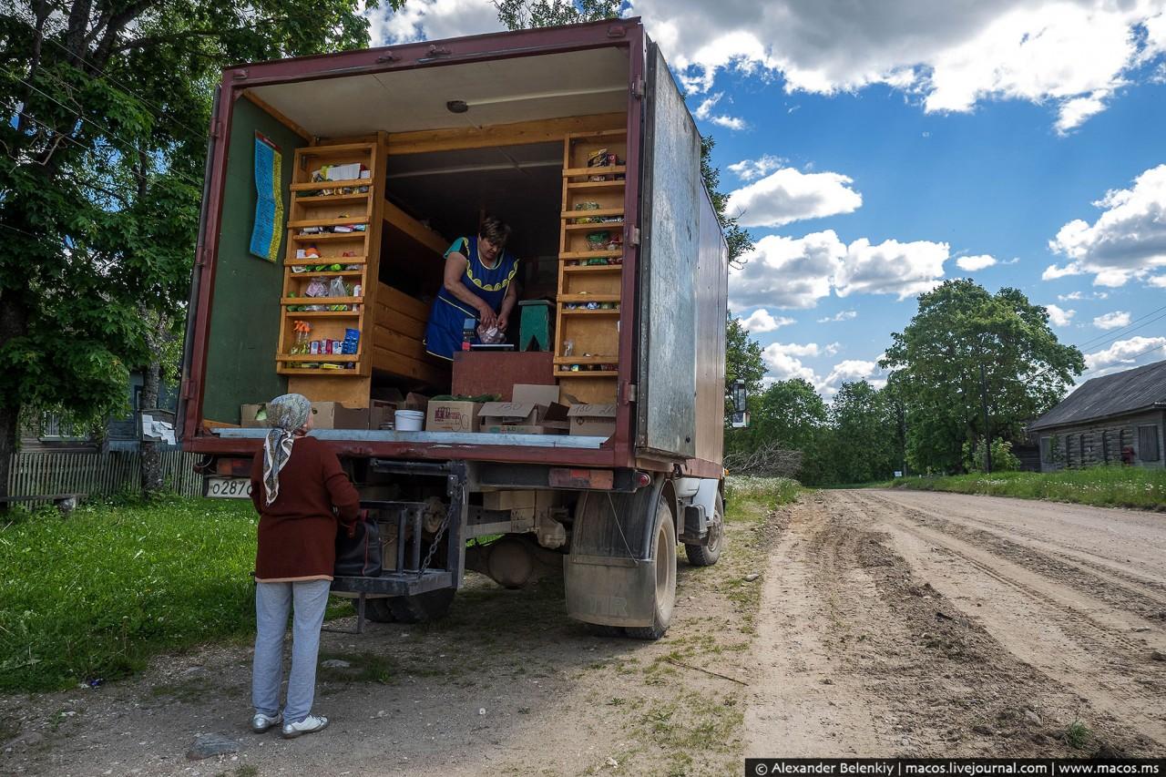 Автолавка. Выжить в русской деревне