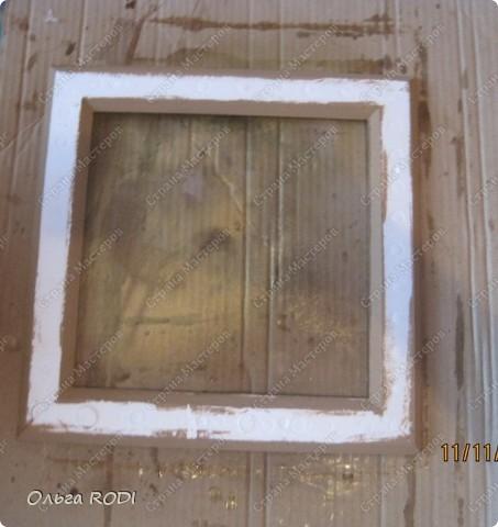 Рамочка из потолочного плинтуса. 27168