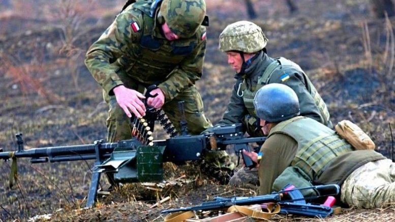 Киев намерен расстреливать Донбасс по стандартам НАТО