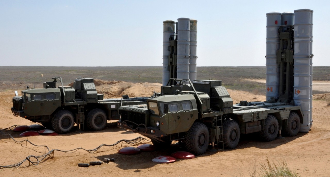 С-300 в Сирии. Что дальше?
