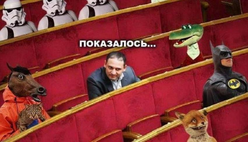 Психиатр для депутата