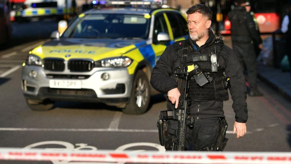 Стрельба на Лондонском мосту: есть пострадавшие
