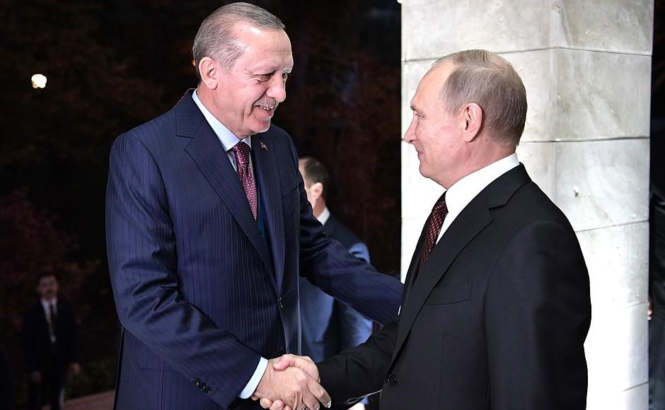 Российско-турецкие переговоры