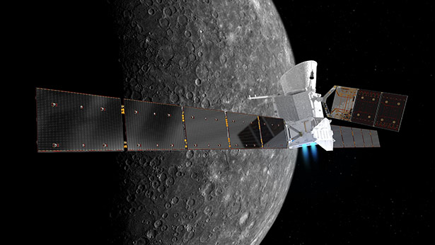 BepiColombo отправился к Меркурию. Обзор миссии
