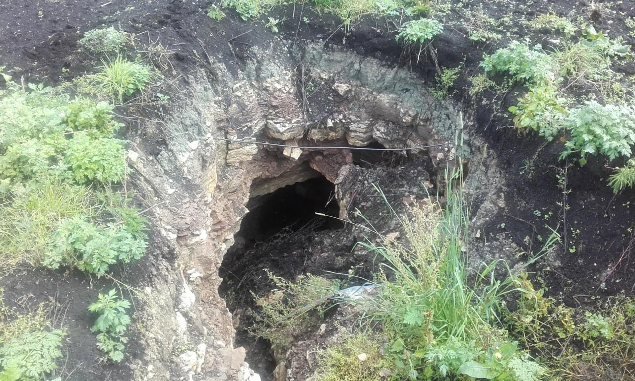 Значительная часть Эстонии может уйти под землю