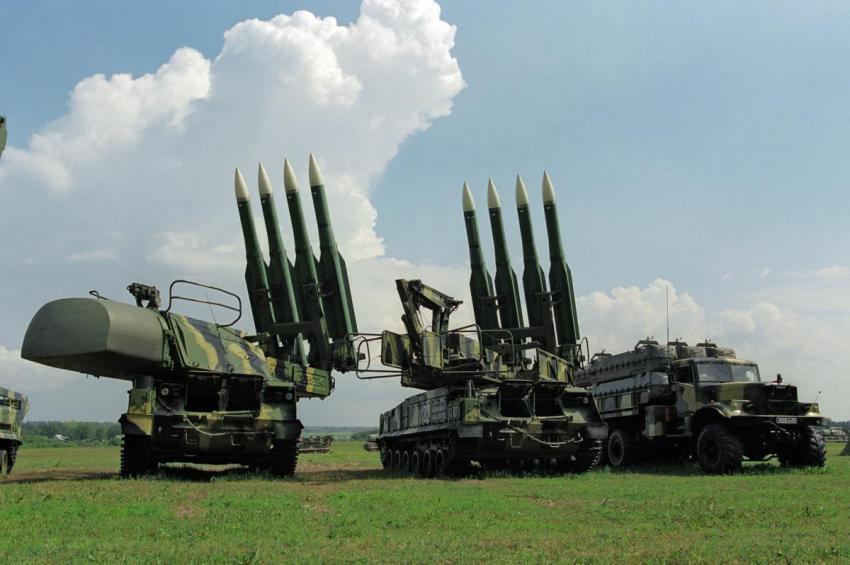 Да что нам эти базы НАТО! Или лучшая в мире система ПВО.