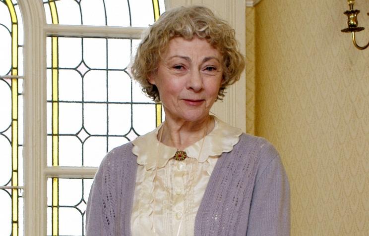 В Лондоне на 83-м году жизни скончалась одна из исполнительниц роли легендарной мисс Марпл