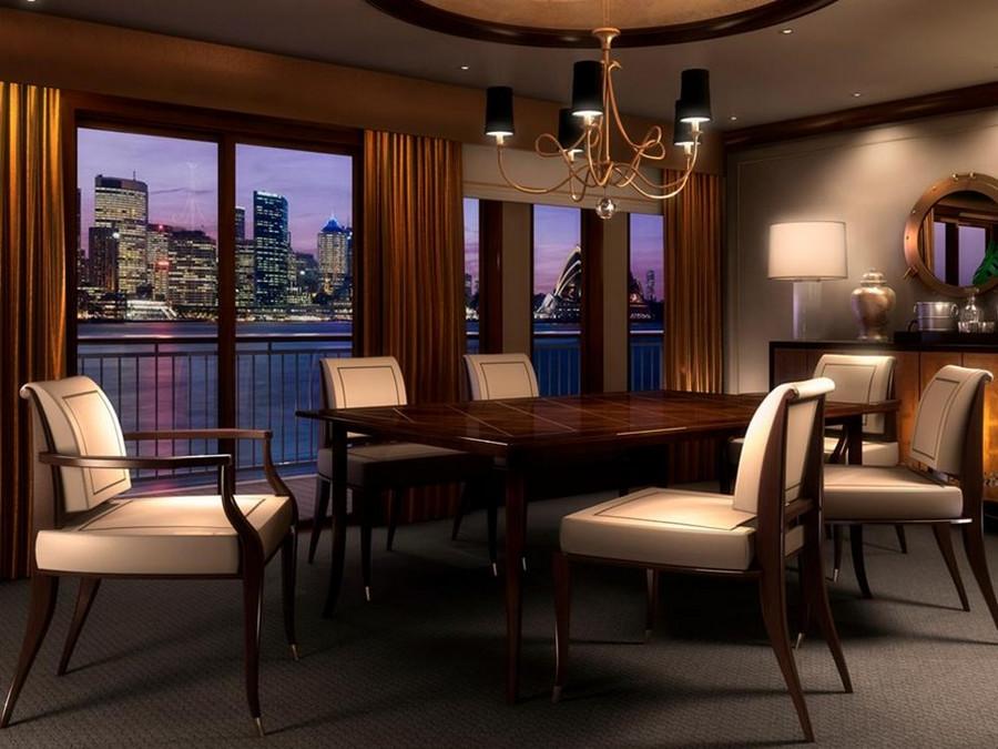 Самый роскошный способ путешествовать – купить квартиру на корабле «Утопия» 2