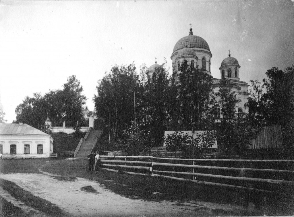 Старый Пучеж.