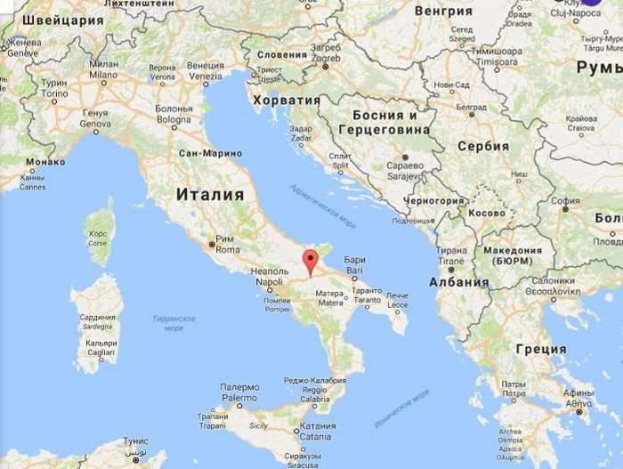 Кандела: Итальянский городок ищет жителей и всем им заплатят до 2 тысяч евро Кандела, в мире, город, жизнь, люди, оплата