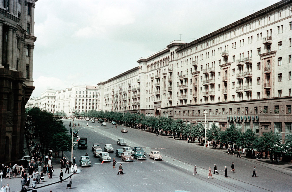 Старая Москва