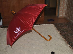 Чиним спицу зонта своими руками