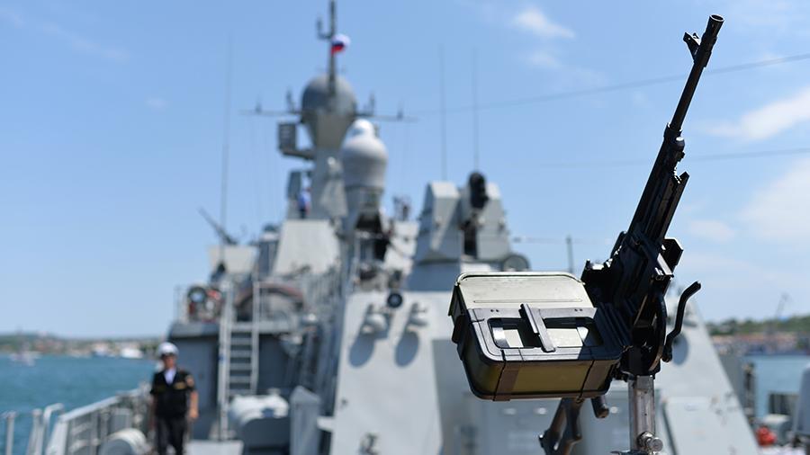 Черноморский флот вооружили кораблем с «Калибрами»