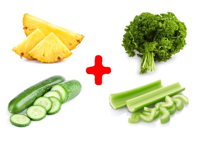 4 ингредиента, которые помогут быстро привести живот в форму