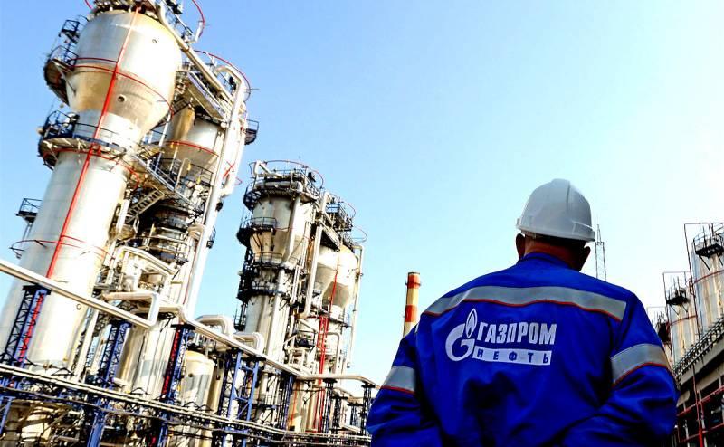 «Газпром» больше не номер од…