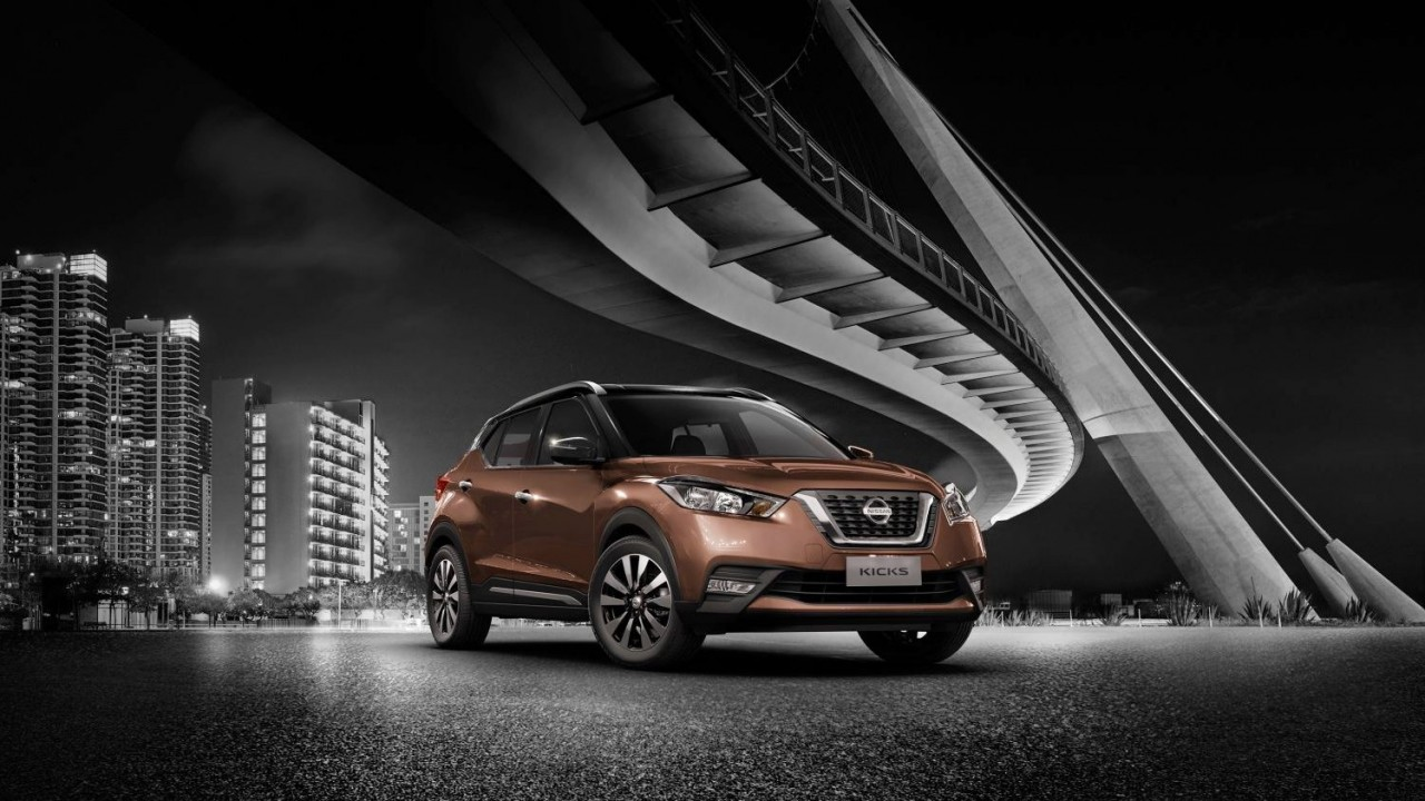 В октябре на рынке появится новый кроссовер от Nissan