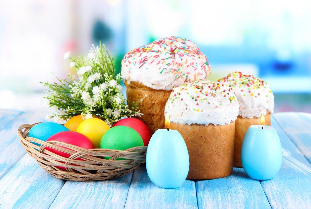 Готовимся к Пасхе: как интересно покрасить яйца