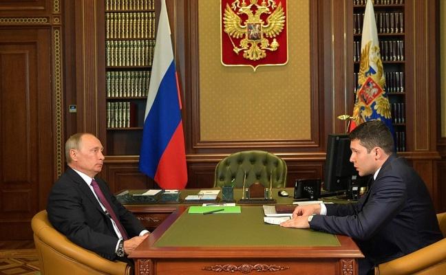 Путин поручил обнулить НДС наавиаперевозки вКалининградскую область