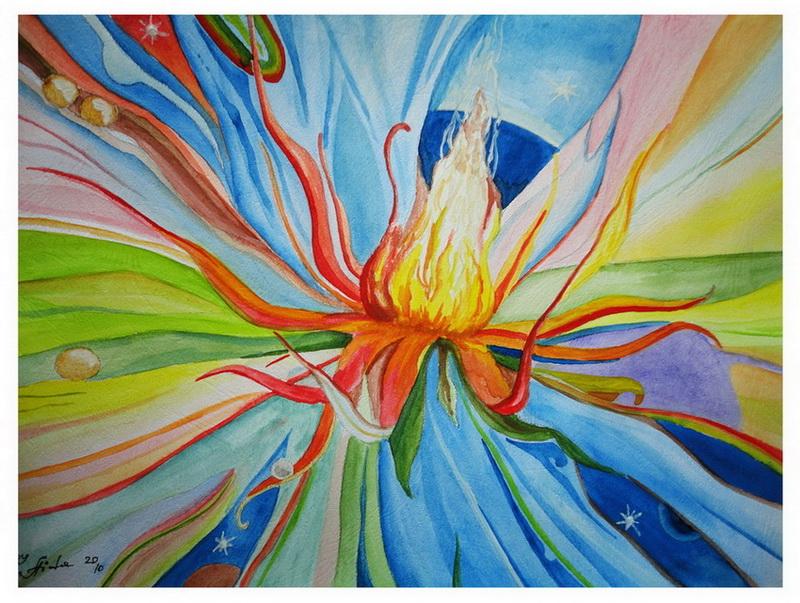 «Цветок счастья» загадываешь…