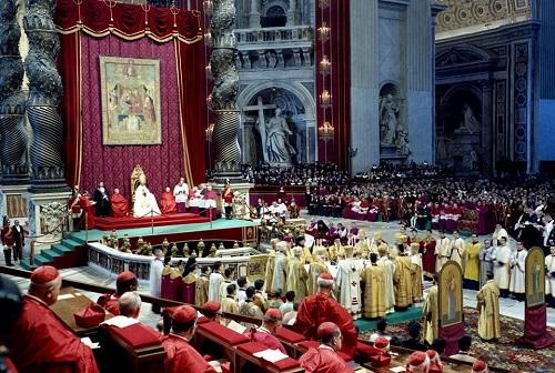 Ватикан: тайны папской канцелярии