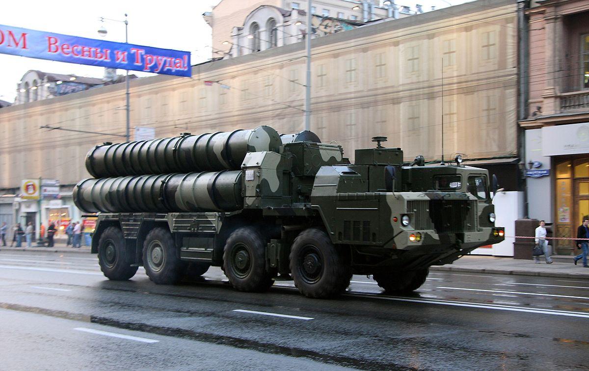 США украли технологию российского С-300
