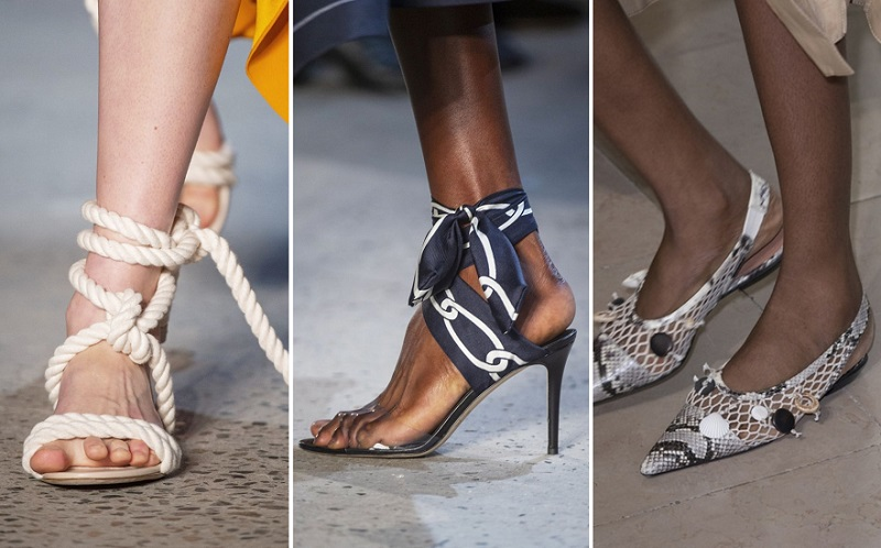 модная обувь 2019 тренды
