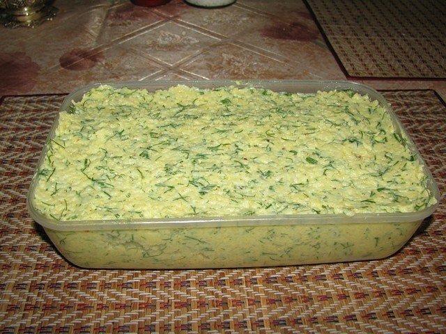 Вкуснейшее «Сырное» масло, которое готовила нам мама в детстве